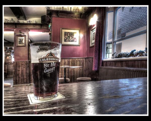 Beer o\'clock by Ian G W