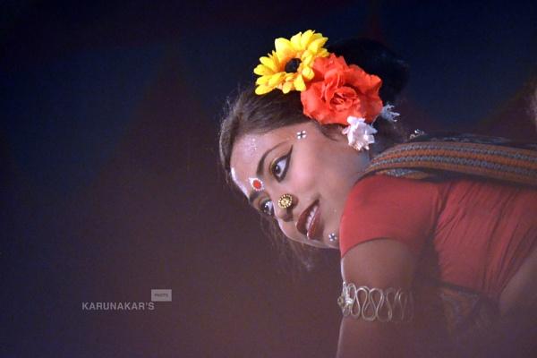 SAMBALPURI LASS (Sambalpuri Tukel) by karunakar61