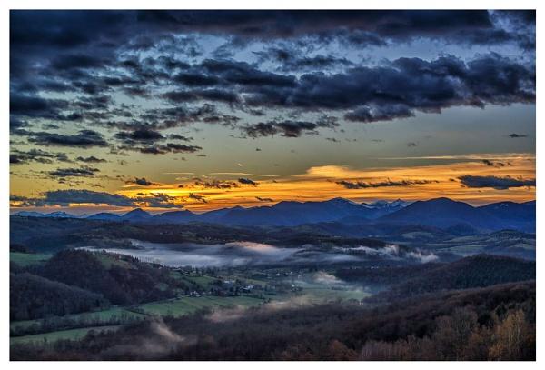 Gascon Dawn by Escaladieu
