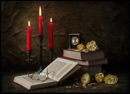 A Little Light Reading.....