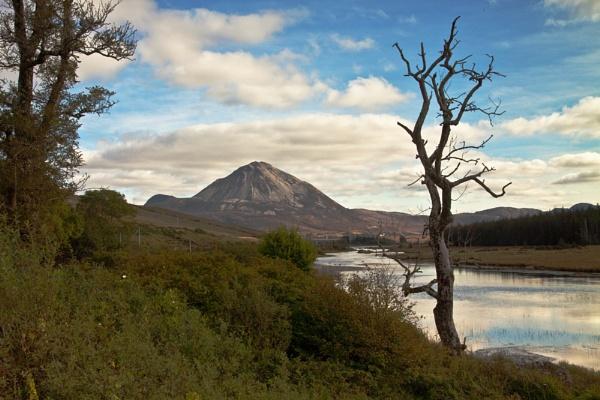 Mount Errigal. Co Donegal by canonfan