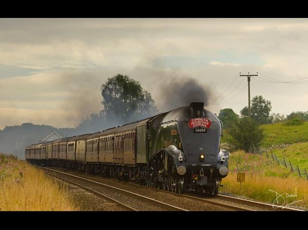 Cumbrian Mountain Express by dtomo68