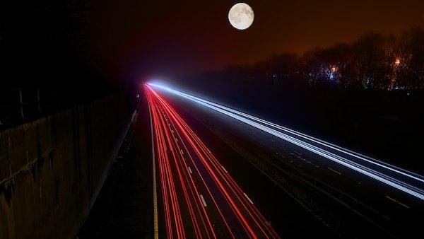 Light trails by ivornikon