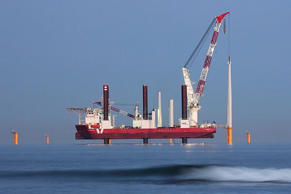 MPI Adventure at Tees Offshore Wind Farm by Rich3344