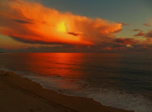 Storm approaching... by Chinga