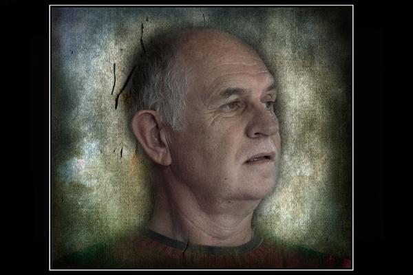 Self Portrait by Bonvilston