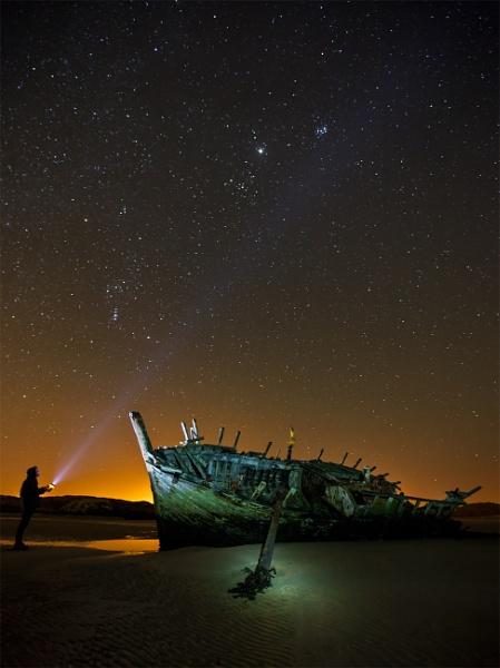 Bad Eddies Boat by BrainResin