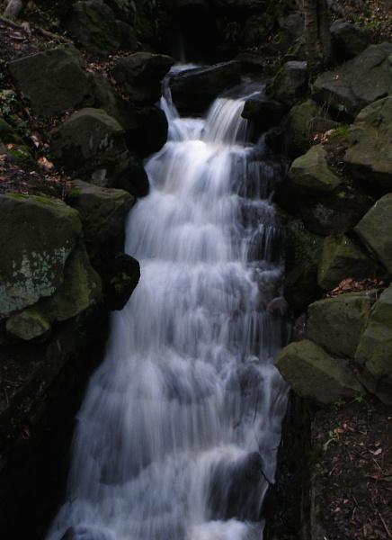 Penny Falls by Fefe
