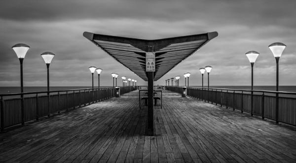 Boscombe Pier by Jazzyjack
