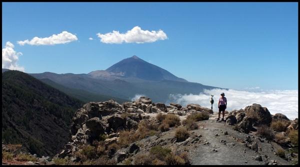 Mount Teide by bwlchmawr