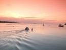 Sunrise Over Paimpol Port