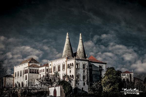 Sintra National Palace by ManCorMac