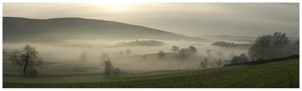 Mist at Appletreewick by dplatt2000