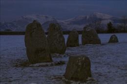Castlerigg at dawn