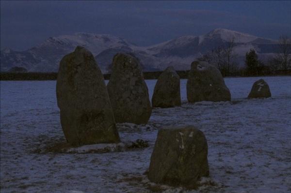 Castlerigg at dawn by maggietear