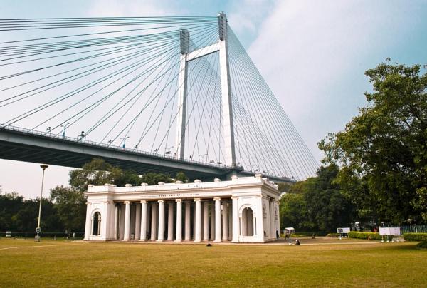 A colonial building built to honour James Prinsep by prabirsenuk