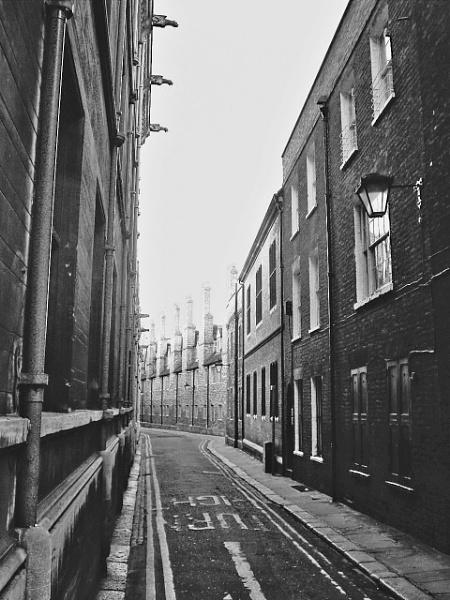 Cambridge Street by lemontart