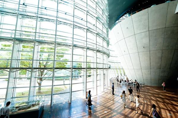 Museum of Art on Sunday by TeruoAraya