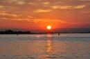 Venice Islands sunset