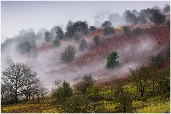 Escarpment Moods by Alan_Coles