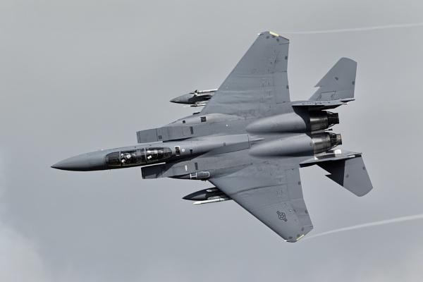 F-15E Strike Eagle by GlenP