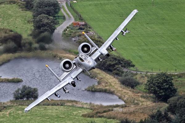 A-10 Warthog by GlenP
