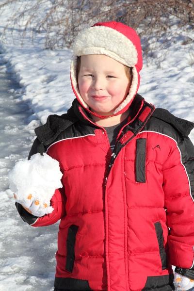 What snowball Dad??? by Mrtaz30