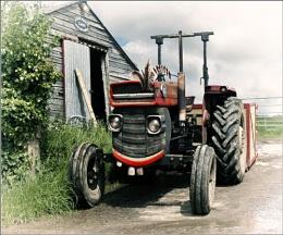 The Happy Tractor
