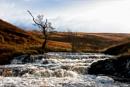 River Vagastie Waterfall - Altnaharra - Sutherland