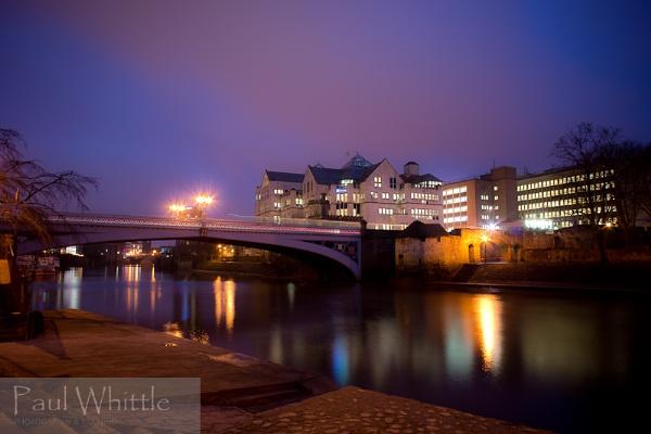 Lendal bridge, York by PWhittle