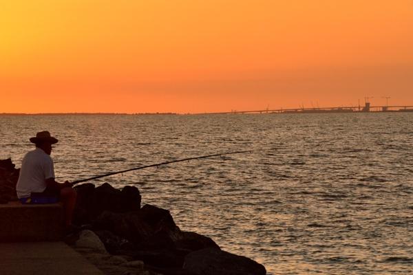 Chatelaillon Sunset by happysnappa