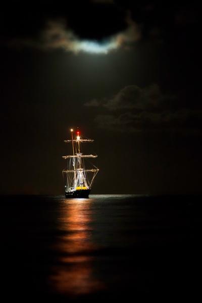 Moonlit Problem by Davesumner