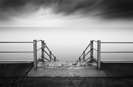 St.Mildreds Bay, Beach Steps, Mono