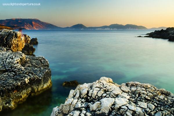 A View Over Kefalonia by PaulSwinney