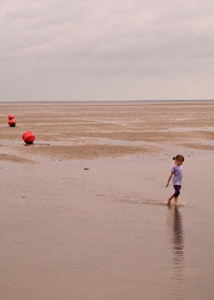 On the Beach by mickyr