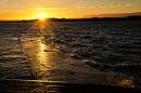Sunset at Beadnall