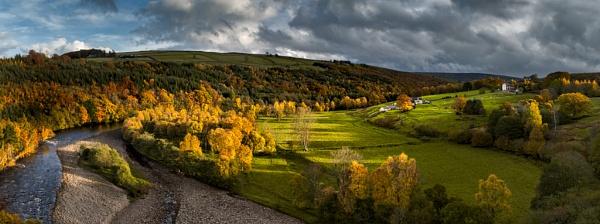 South Tyne Valley by KMRennie