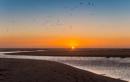 Sunrise Lunan Bay