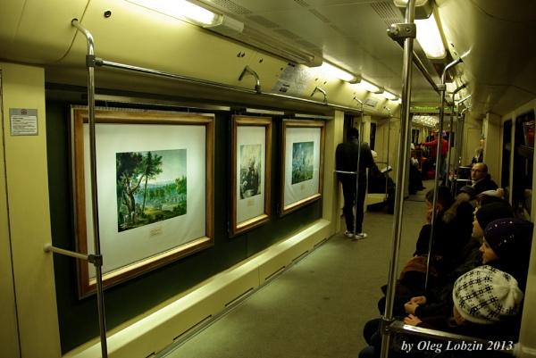 Gallery on the rails ... by Oleg_Lobzin