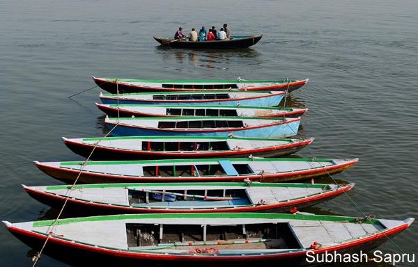 Boats by Subhashsapru
