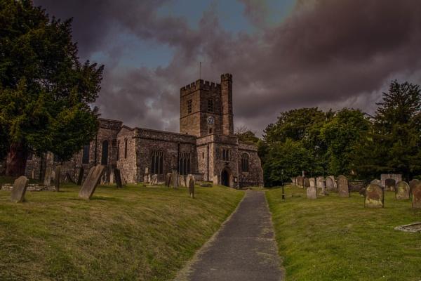 Cobham Church by NDODS