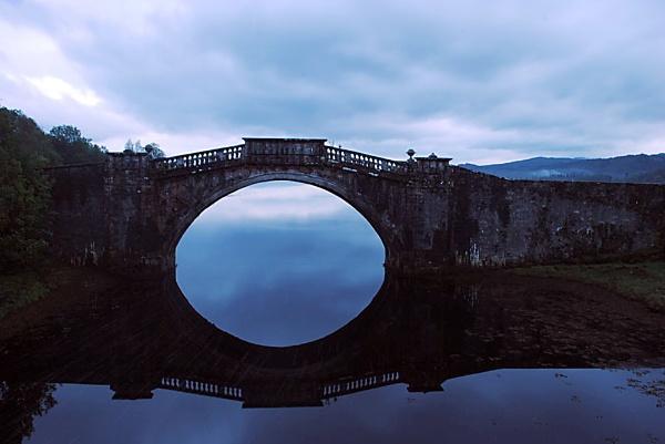 Bridge In Inveraray by clydesnaps