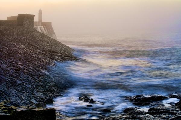 Foggy morning  - 2 by P_Morgan