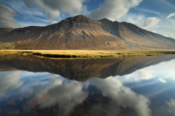 Loch Etive by wolfy