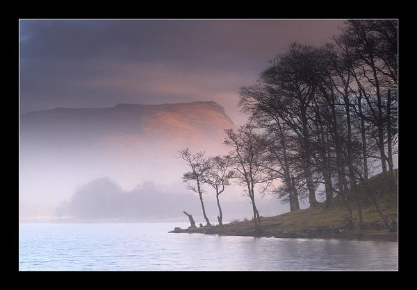 Through The Mist by jeanie