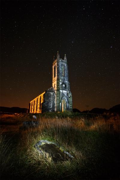 Dunlewy Church by BrainResin