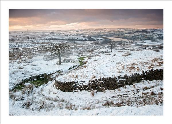 Winter Landscape by petejeff