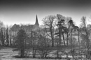 Sevington Church, Kent by gavrelle