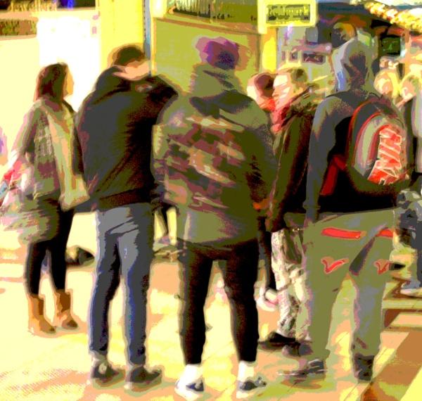 The Boys are Back in Town by fandangofandingo