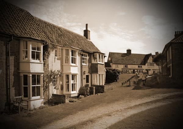 A Suffolk Village by fandangofandingo